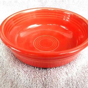 Fiestaware fruit bowl